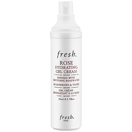 Fresh Rose Hydrating Gel Cream Fresh Rose Hydrating Gel Cream